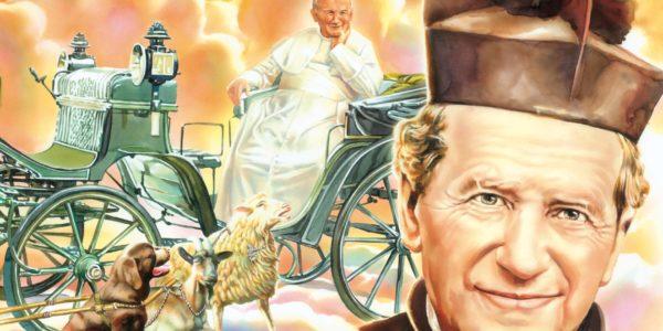 Il Papa al Colle Don Bosco