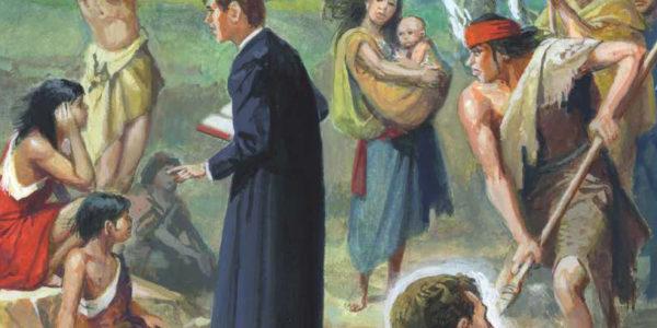 Primo sogno missionario: la Patagonia