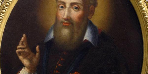 San Francesco di Sales lo ammaestra in sogno