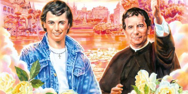 Visione di San Domenico Savio