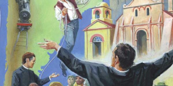 Secondo sogno missionario: attraverso l'America