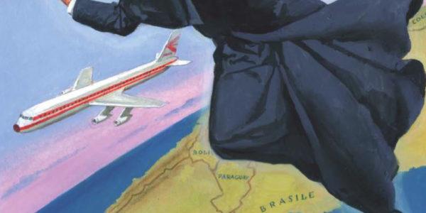 Terzo sogno missionario: viaggio aereo
