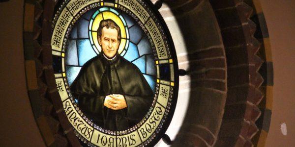 Il sogno a 21 anni. Vocazione di San Giovanni Bosco (1831)